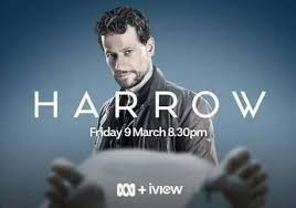 Harrow Complete Season 1 on DVD