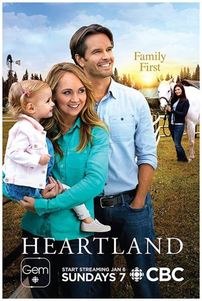 Heartland Season 12 DVD