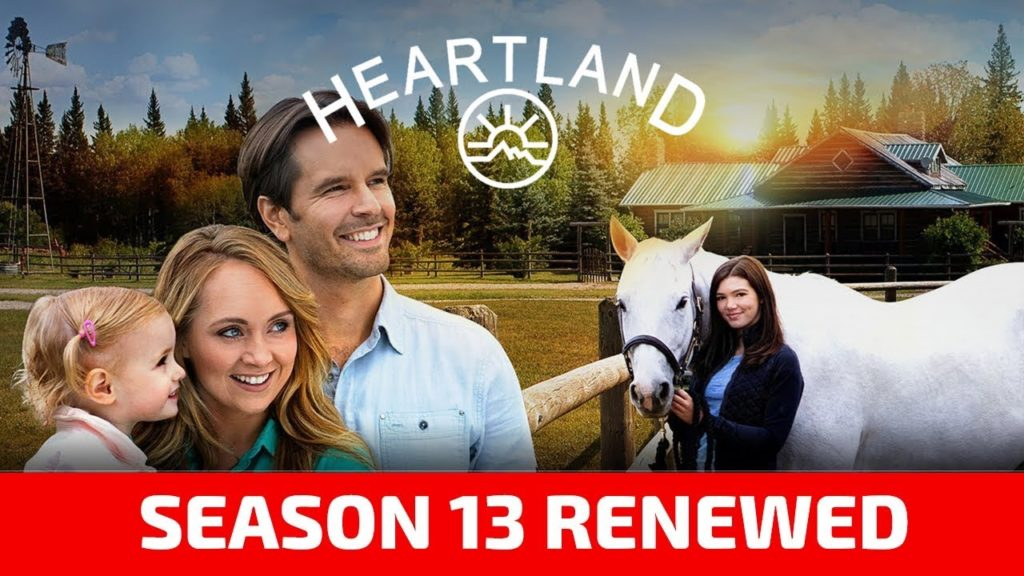Heartland Season 12 (2019) + Heartland Season 13 Pre-Order DVD