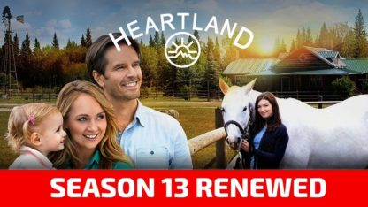 Heartland Season 13 DVD