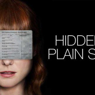 Hidden in Plain Sight 2019 DVD