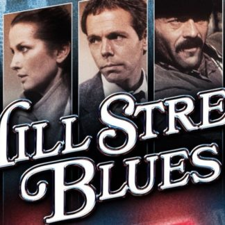 Hill Street Blues DVD