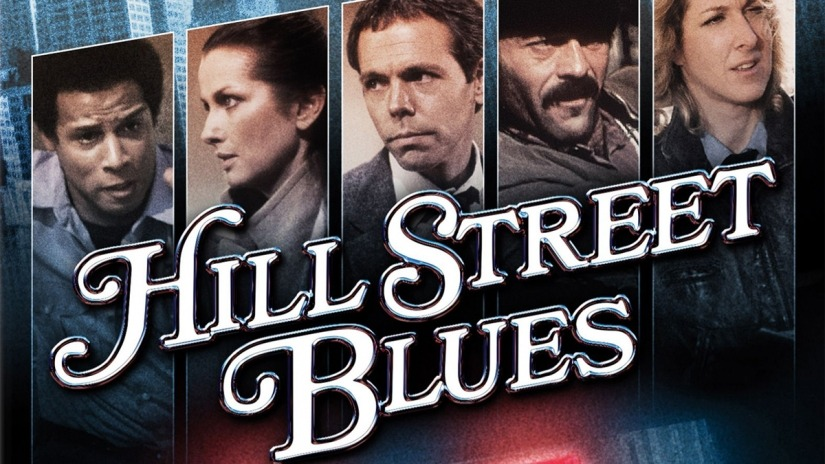 Hill Street Blues Seasons 1, 2, 3, 4, 5, 6 and 7 COMPLETE