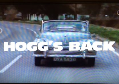 Hogg's Back (1976) DVD