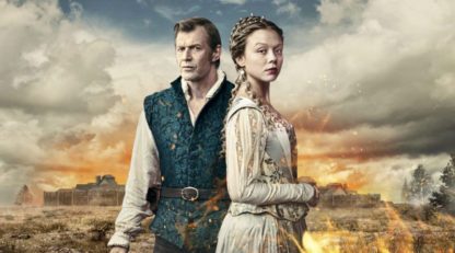 Jamestown Season 3 DVD