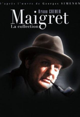 Maigret with Bruno Cremer COMPLETE 14 Seasons