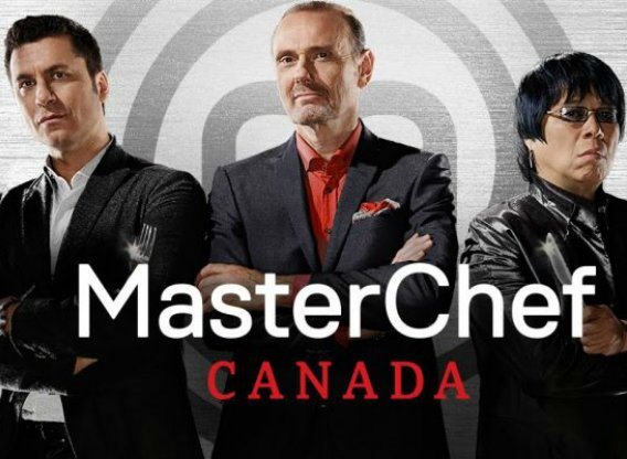MasterChef Canada Complete Season 5 (2018) on DVD