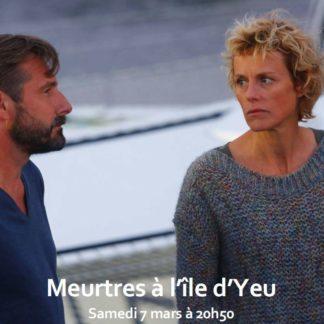 Meurtres A Lile Dyeu (2014) DVD