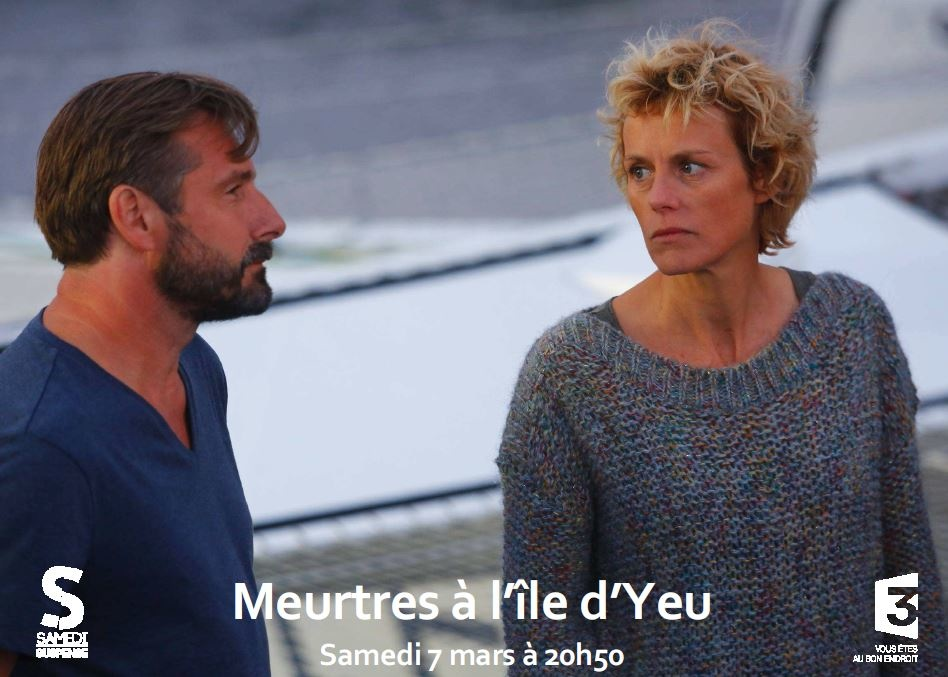 Murder in L'ile D'yeu (2014) with English Subtitles