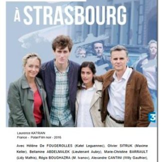 Murders in Strasbourg DVD
