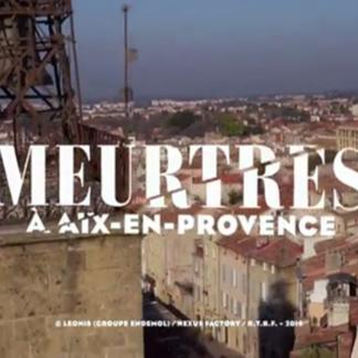 Murder in Aix-en-Provence DVD