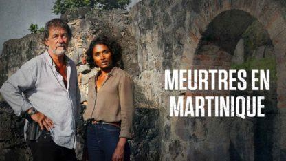 Murder in Martinique (2017) DVD