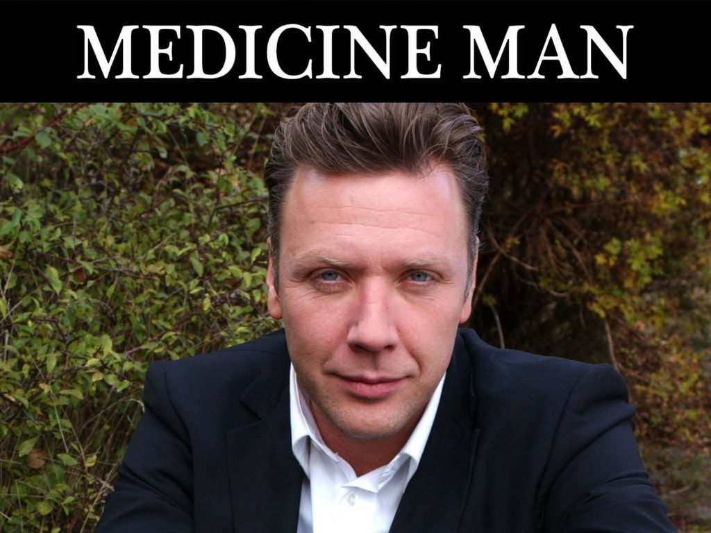 Medicine Man Mikael Persbrandt with English Subtitles