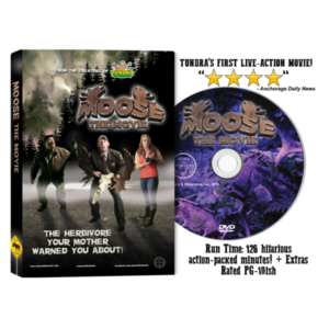 Moose the Movie on DVD