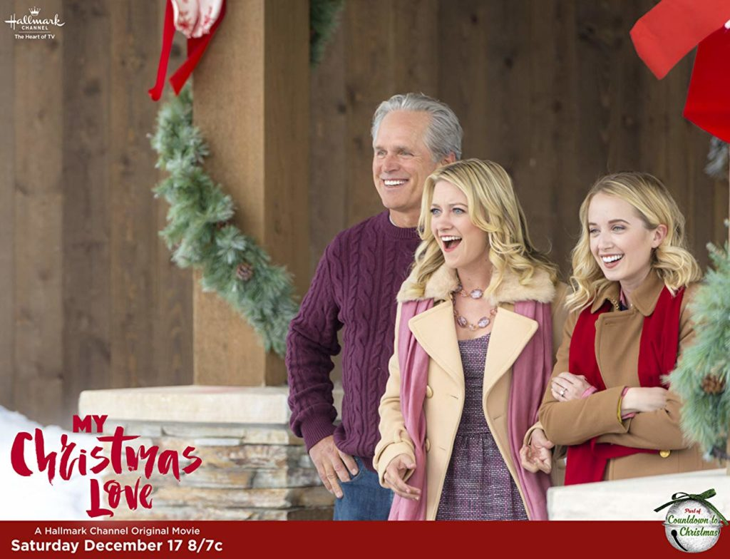 My Christmas Love (2016) Starring Meredith Hagner, Bobby Campo