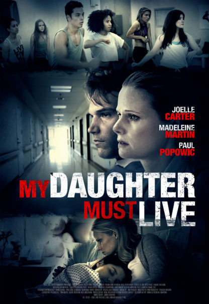 My Daughter Must Live DVD