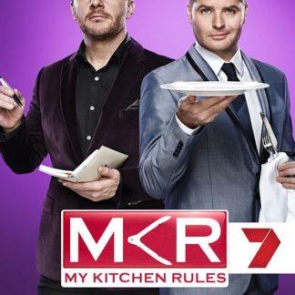 My Kitchen Rules Season 9 DVD
