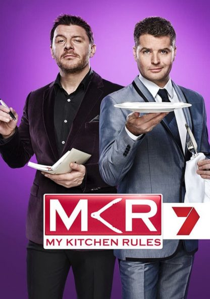 My Kitchen Rules Season 9 DVD