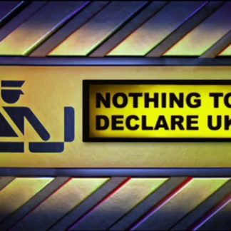 Nothing to Declare TV Series