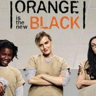 Orange Is the New Black Seasons 4, 5 and 6 DVD