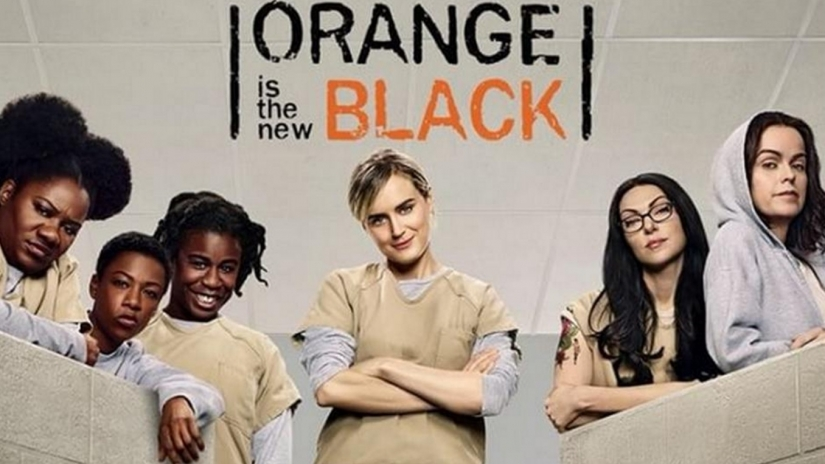 Orange Is the New Black Seasons 4, 5 and 6 on DVD