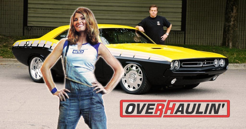 Overhaulin Complete Seasons 1, 2, 3, 4, 5, 6, 7, 8 and 9 on DVD
