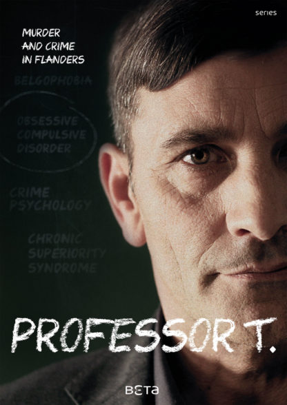 Professor T Season 3 DVD
