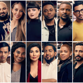 Project Runway Season 17 Contestants