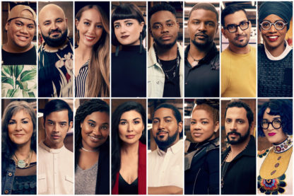 Project Runway Season 17 Contestants
