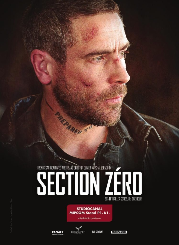 Section Zero (2016) Complete Season 1 with English Subtitles