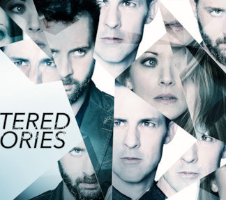 Shattered Memories (2018) DVD