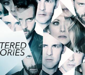 Shattered Memories (2018) DVD