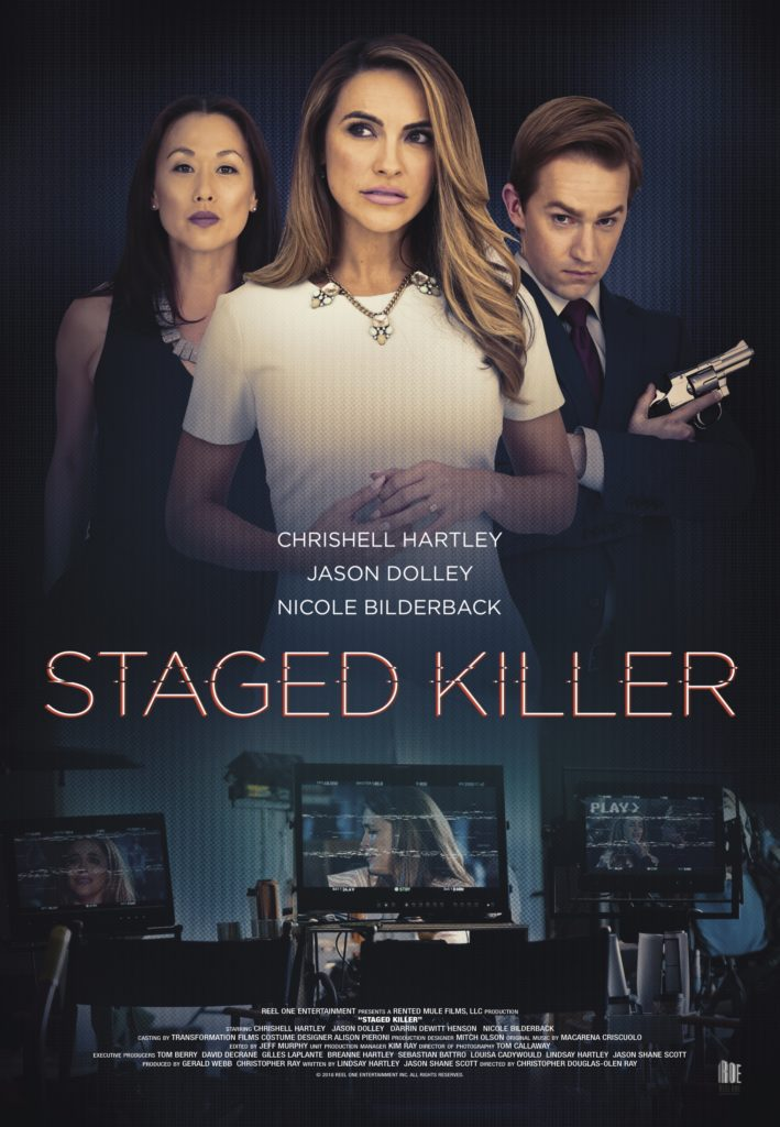 Staged Killer (2019) starring Chrishell Hartley