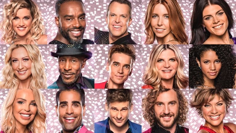 Strictly Come Dancing Season 16 (2018) with Xmas Special