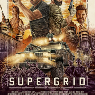 Supergrid 2018 DVD