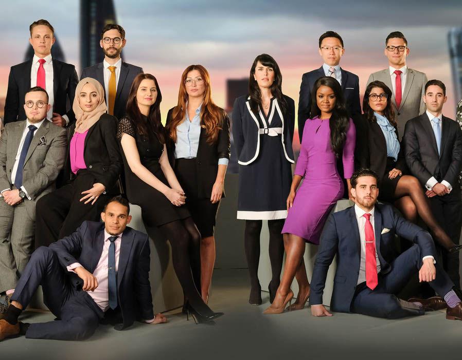 The Apprentice UK Complete Season 13 (2017)