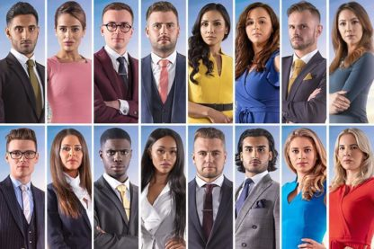 The Apprentice UK 2018 DVD