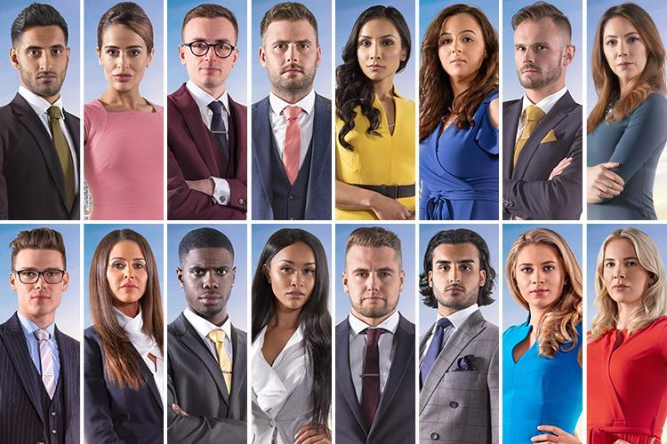 The Apprentice UK Season 14 (2018) with Finale