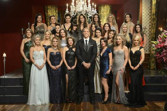 The Bachelor Australia Season 7 with All Episodes on DVD (2018)