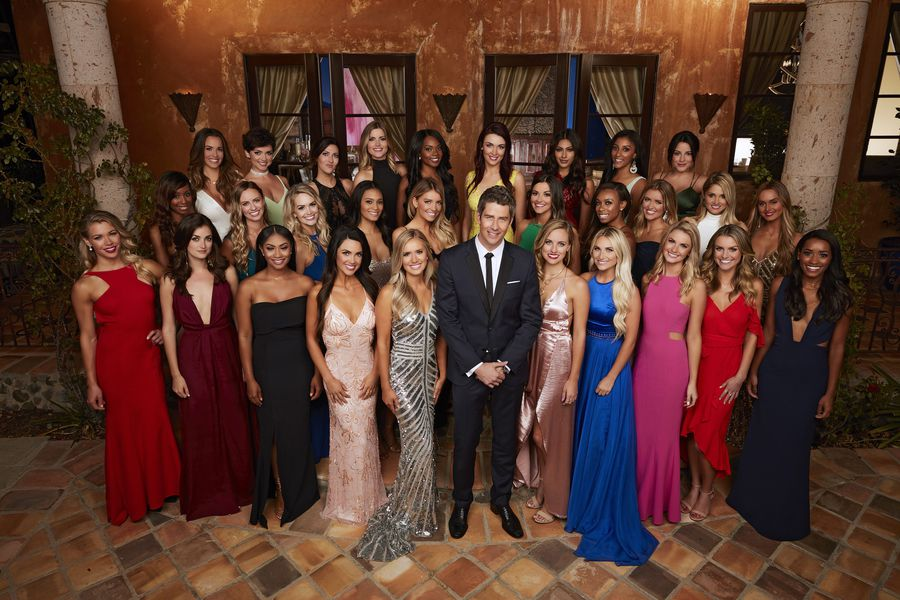 The Bachelor US Season 22 with All Episodes on DVD (2018)