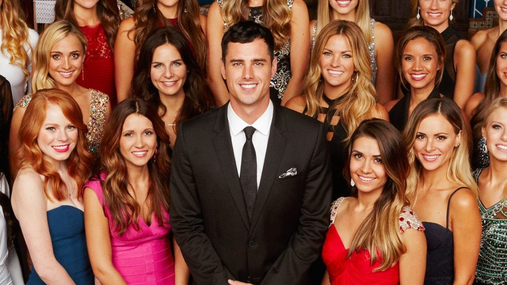 The Bachelor US Season 20 (2016) with Ben Higgins