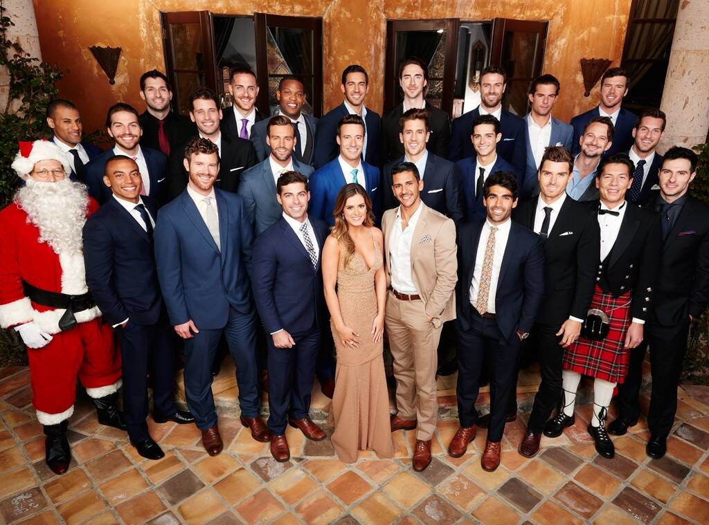 The Bachelorette US Season 12 (2016) Complete with All Episodes