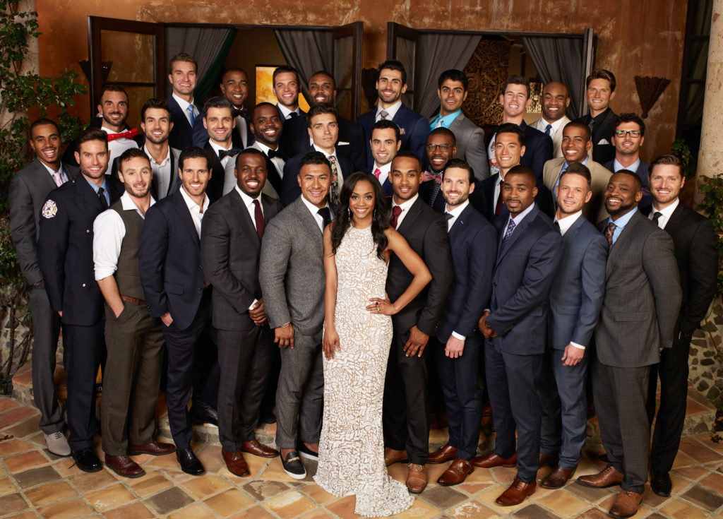 The Bachelorette US Season 13 (2017) with Rachel Lindsay