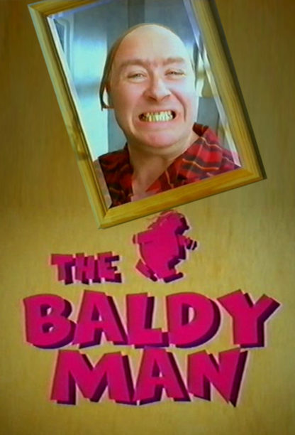 The Baldy Man DVD