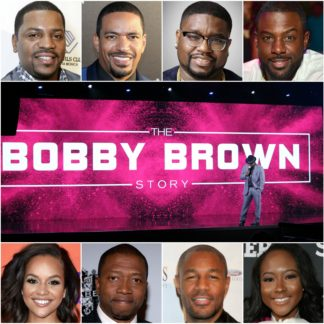 The Bobby Brown Story DVD