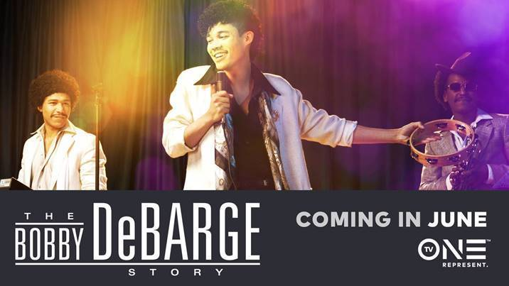 The Bobby DeBarge Story (2019) on DVD
