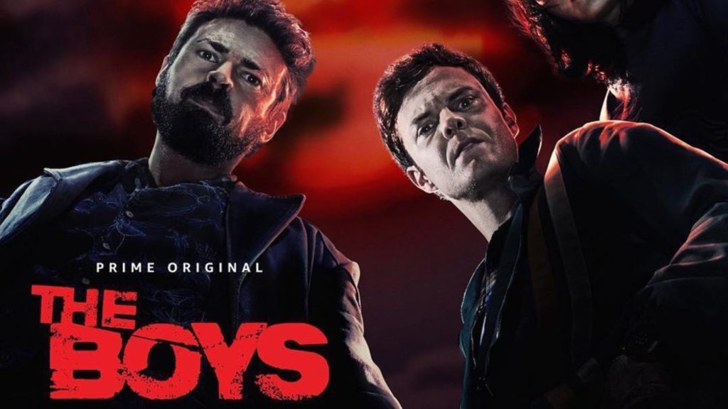 The Boys (2019) Complete Season 1 on DVD