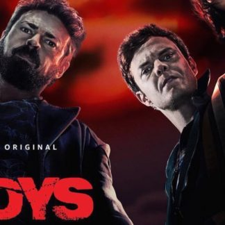 The Boys 2019 DVD