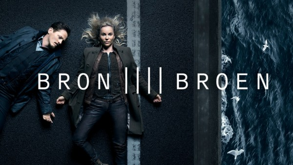 The Bridge (Bron) Seasons 1, 2 and 3 with English Subtitles
