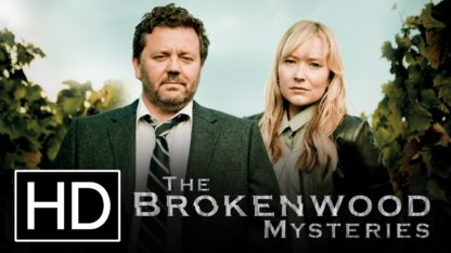 The Brokenwood Mysteries Season 5 on DVD